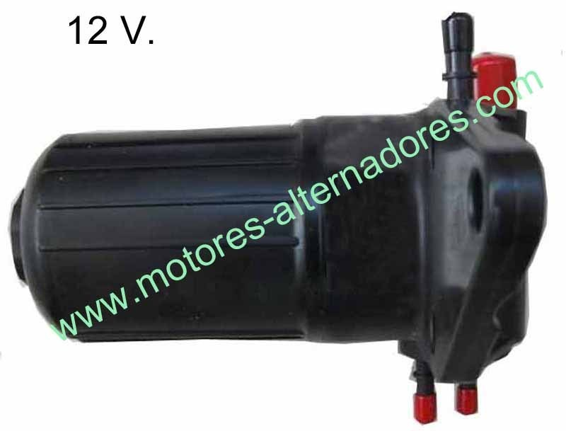 Bomba gasoil el ctrica perkins motores for Bomba de gasoil electrica